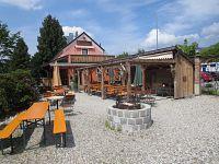 Gästezimmer: Terrassencafé