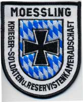 Krieger-, Soldaten- und Reservistenkameradschaft Mößling