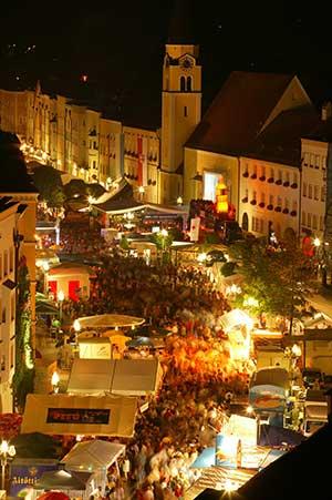 Altstadtfest Mühldorf a. Inn